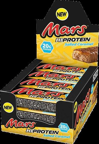 Mars HiProtein bar Salted Caramel (12 x 59 gr)