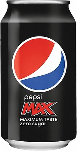 Pepsi Max Original (24 x 330 ml)