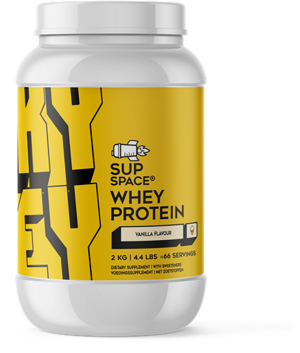 Milky Whey Protein Vanilla (2000 gr)