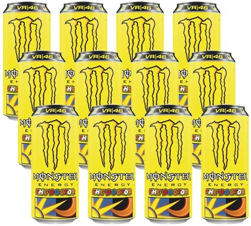 Monster Energy The Doctor (12 x 500 ml)