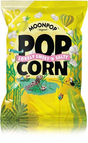Moonpop Popcorn Sweet 'n Salty (90 gr)