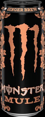 Monster Mule Ginger Brew (1 x 500 ml)