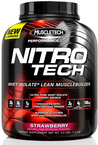 Performance Series Nitro Tech Strawberry (1800 gr)