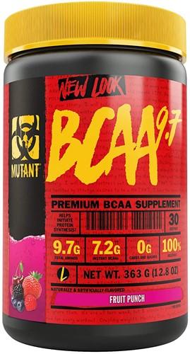Mutant BCAA 9.7 Fruit Punch (348 gr)