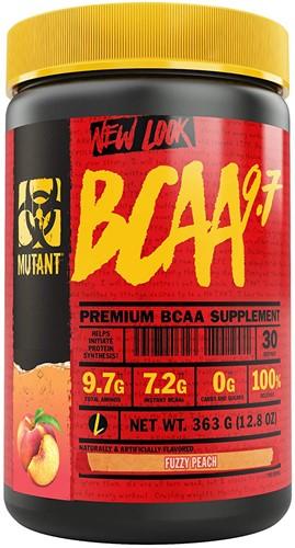 Mutant BCAA 9.7 Fuzzy Peach (348 gr)