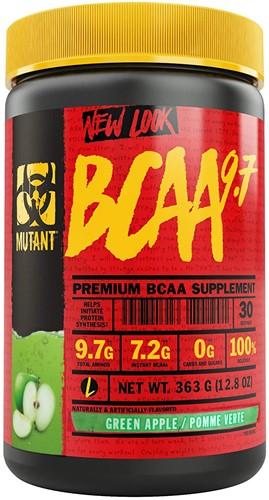 Mutant BCAA 9.7 Green Apple (348 gr)