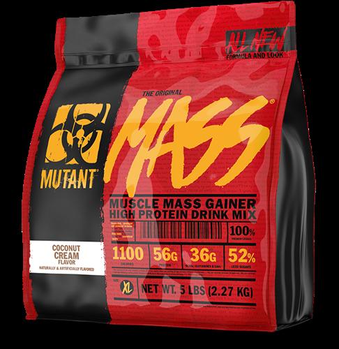 Mutant Mass Coconut Cream (2270 gr)