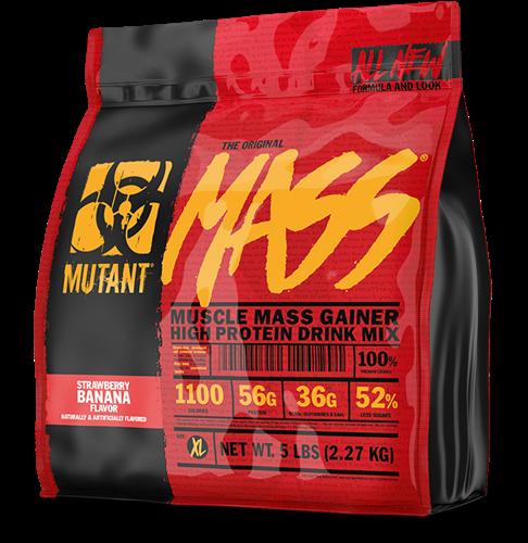 Mutant Mass Strawberry Banana (2270 gr)