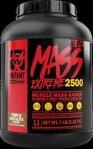 Mutant Mass Extreme 2500 Triple Chocolate (3178 gr)