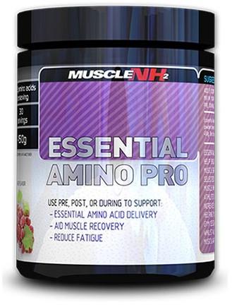 Muscle NH2 Amino Pro Grape (450 gr)