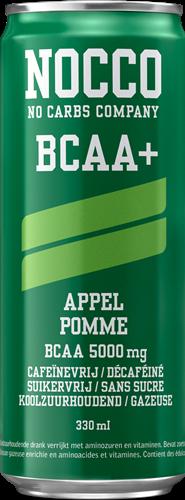 Nocco BCAA+ Caffeine Free Apple (1 x 330 ml)