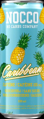 Nocco BCAA Caribbean (1 x 330 ml) Ten minste houdbaar tot: 3-2021