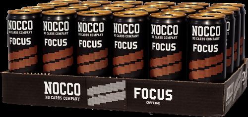 Nocco Focus Cola (24 x 330ml)