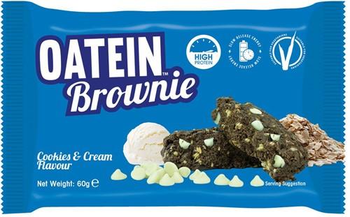 Oatein Brownie Cookies & Cream (1 x 60 gr)