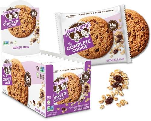 Complete Cookie Oatmeal Raisin (12 x 113 gr)