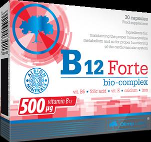 Olimp B12 Forte Bio-Complex (30 caps)