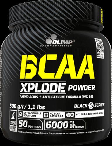 Olimp BCAA Xplode Lemon (500 gr)