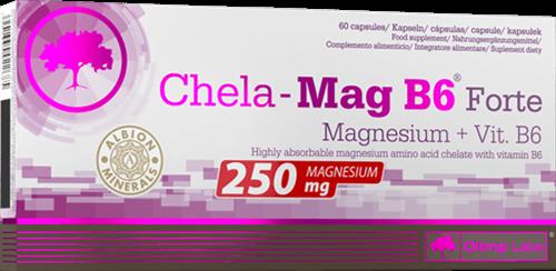 Olimp Chela-Mag B6 Forte Mega Caps (60 caps)