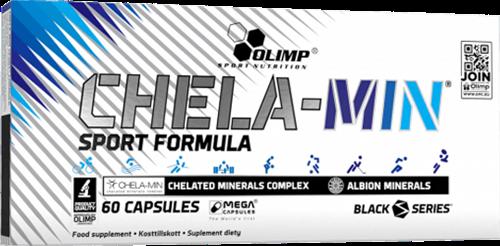 Olimp Chela Min Sport Formula (60 caps)