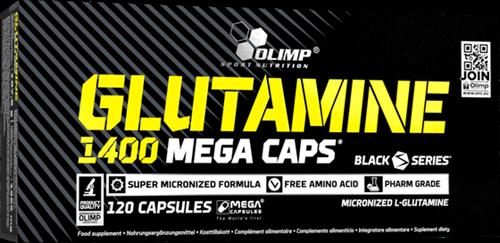 Olimp Glutamine 1400 Mega Caps (120 caps)