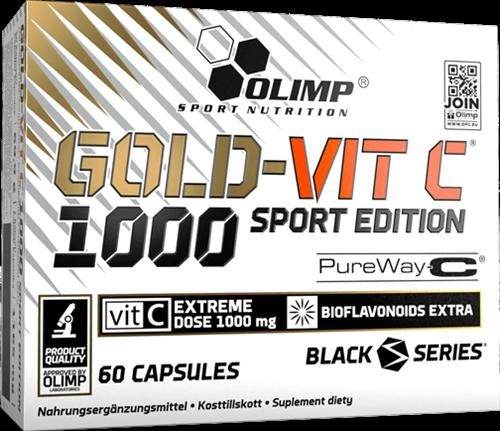 Olimp Gold Vit-C 1000 Sport Edition (60 caps)