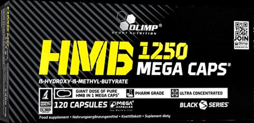 Olimp HMB 1250 Mega Caps (120 caps)