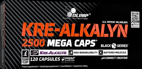 Olimp Kre-Alkalyn 2500 Mega Caps (120 caps)
