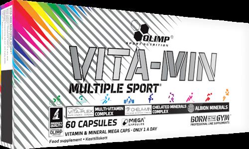 Olimp Vita-Min Multiple Sport Mega Caps (60 caps)
