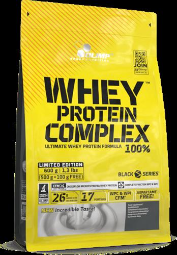 Olimp Whey Protein Complex Vanilla (600 gr)
