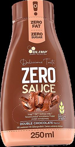 Olimp Zero Sauce Double Chocolate (250 ml)