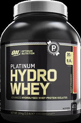 Platinum Hydrowhey Super Strawberry (1600 gr)