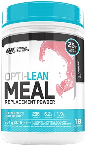 Opti-Lean Meal Replacement Strawberry (954 gr)