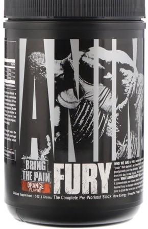 Animal Fury Orange (480 gr)