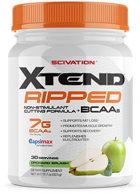 Xtend Ripped Orchard Splash (500 gr)