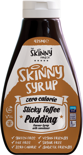 Skinny Syrup Sticky Toffee Pudding (425 ml)