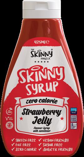 Skinny Syrup Strawberry Jelly (425 ml)
