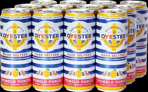 Oyester Pomelo Punch (12 x 330 ml)