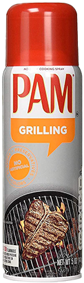 PAM Cooking Spray Grilling (141 ml)