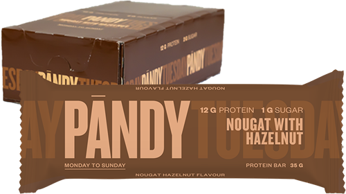 Pandy Protein Bar Nougat (18 x 35 gr)