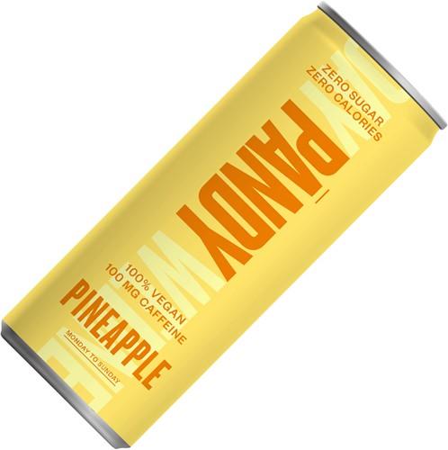 Pandy Energy Drink Pineapple (330 ml)