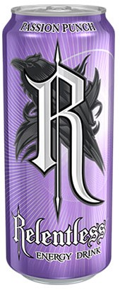 Relentless Energy Passion Punch (1 x 500 ml)