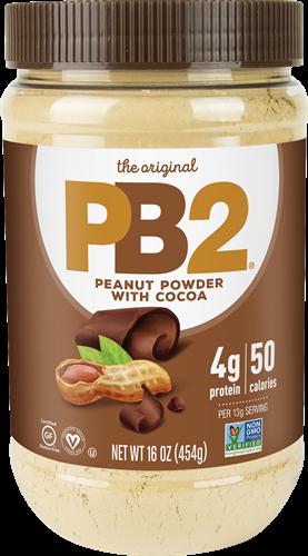PB2 Powdered Peanutbutter Chocolate (454 gr)