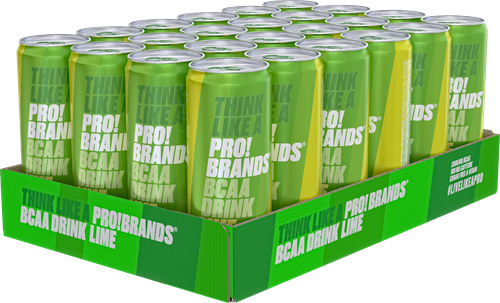 AminoPro Drink Lime (24 x 330 ml)