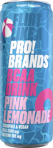AminoPro Drink Pink Lemonade (1 x 330 ml)