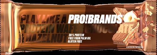 Protein Pro High Protein Wafer Chocolate Hazelnut (16 x 40 gr)