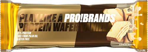 Protein Pro High Protein Wafer Vanilla (16 x 40 gr)