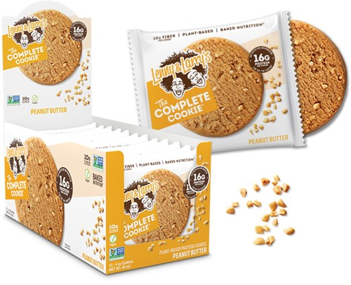 Complete Cookie Peanut Butter (12 x 113 gr)