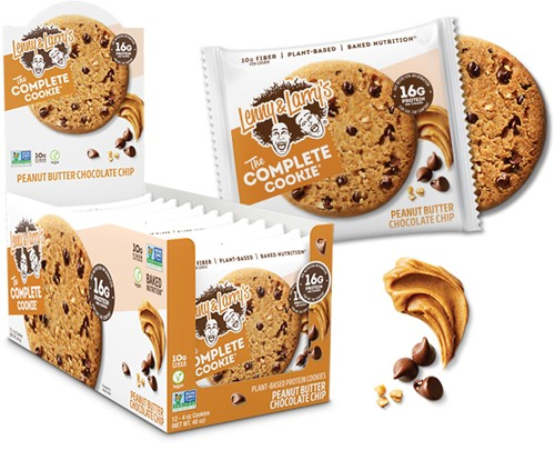 Complete Cookie Peanut Butter Chocolate Chip (12 x 113 gr)