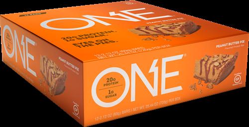Oh Yeah! One Bar Peanut Butter Pie (12 x 60 gr)