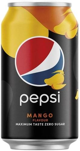 Pepsi Zero Mango (24 x 330 ml)